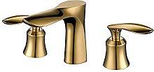 LTMJWTX Set di rubinetti per Vasca da Bagno da