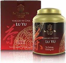 Lu Yu, Miscela Aromatizzata di tè Cinese Oolong e