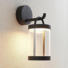 Lucande Caius applique LED da esterni
