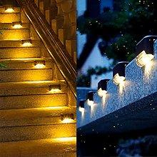 Luce Lampade Solare Per Recinzione Da Giardino