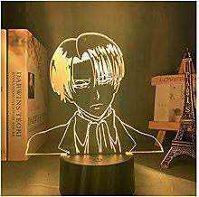 Luce notturna illusione 3D USB,Lampada Acrilica 3D