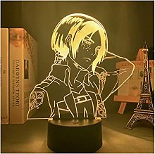 Luce notturna illusione 3D USB,Lampade 3D in