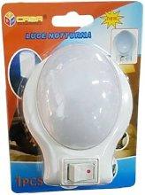 Luce Notturna Led Night Lighting Interruttore