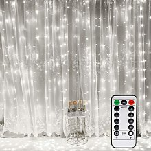 Luce per tenda 300 LED 3m * 3m lucine per