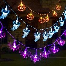 Luci decorative decorative di Halloween per