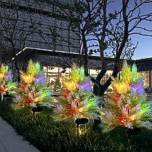 Luci Lampade Solari Da Giardino Terra Colore