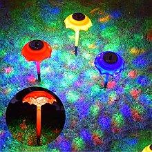 Luci Lampade Solari Da Giardino Terra Potenti LED