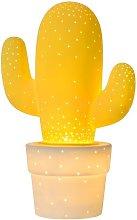 Lucide 13513/01/34 - Lampada da tavolo CACTUS