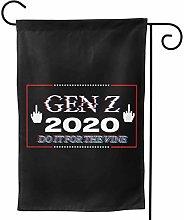 LUCKCHN - Bandiera da giardino 2020 Do It for The