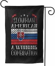 Luckchn, bandiera da giardino, bandiera slovacca