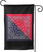 Luckchn, bandiera da giardino, stile classico