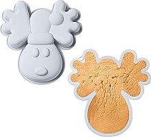 LUEROD - Stampo in silicone per torte,