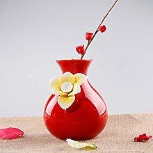LUOXUEFEI Vasi Vasi in Ceramica Vaso Palla Vaso di
