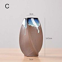 LUOXUEFEI Vasi Vaso di Ceramica Decorazioni per La