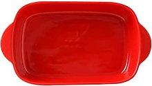 Lwieui Teglia in Ceramica Piastra di Cottura in