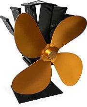 lxiluv Ventilatore per Camino, Ventilatore della