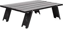 Lyly, mini tavolo da campeggio pieghevole per