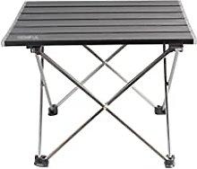 LYLY Tavolo da campeggio portatile, piccolo tavolo