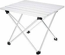 Lyly, tavolo da picnic pieghevole in lega di