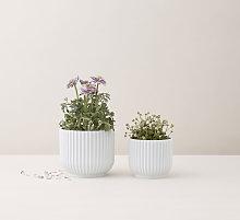 Lyngby Porcelæn Flowerpot Vaso