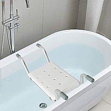 LZQBD Sgabelli, Panca da Bagno in Alluminio,