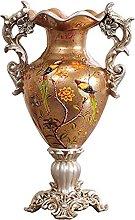 LZQBD Vasi, Decorazioni in Vaso Di Fiori Europei,