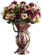 LZQBD Vasi, Vaso Decorativo Set Di 1, Durevole