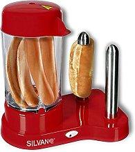 Macchina per Hot Dog, cucina wurstel e tosta il