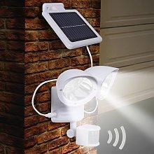 Maex - lampada solare con sensore a 2 luci
