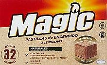 Magic 08013 Pastiglie Accendifuoco