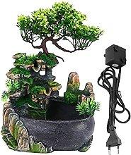 MagiDeal Fontane da Giardino per Giardino Roccioso