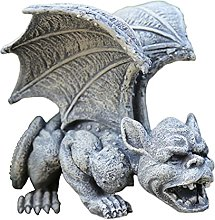 MagiDeal Statua del Gargoyle Statua da Giardino