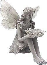 MagiDeal Statua e Scultura del Giardino delle Fate
