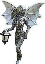 MagiDeal Statuetta di Fata da Giardino - Statua in