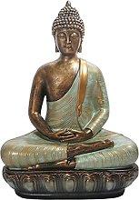 MagiDeal Statuetta di Ornamento di Buddha