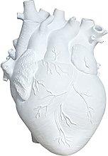 MagiDeal Vaso di Fiori in Resina Anatomico del