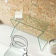 MaisonOutlet Consolle Smart Design in Cristallo