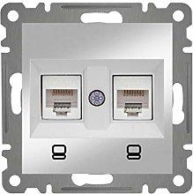MAKEL 57065036 - Scatola per rete elettrica CAT 5