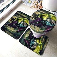 Maleficent - Set di 3 tappetini da bagno