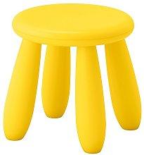 Mammut - Sgabello per bambini, in plastica, per