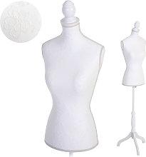Manichino sartoriale busto donna T220 fibre di