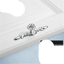 Maniglie in cristallo di diamante di lusso Scatola