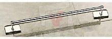 Maniglione per bagno acciaio cromato cm 30 arredo