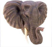 Mankvis Decorazione della Casa Testa di Elefante