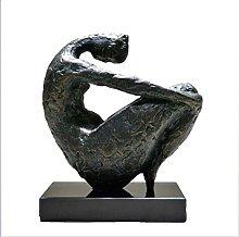 Mankvis Scultura Astratta della Statua,