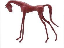 Mankvis Scultura Astratta della Statua del