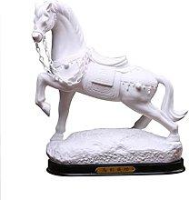 Mankvis Scultura della statua del cavallo della