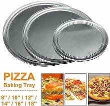 Manta - Teglia rotonda antiaderente per pizza,