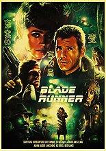 maohelaoshu American Movie Blade Runner Retro