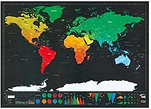 Cartina Mondo Alta Risoluzione.Mappamondo Politico Confronta Prezzi E Offerte Lionshome